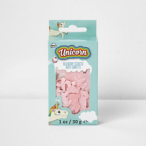 Girls unicorn bath confetti