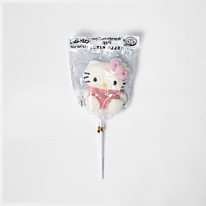Hello Kitty lollipop