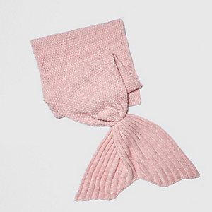 Pinke Decke