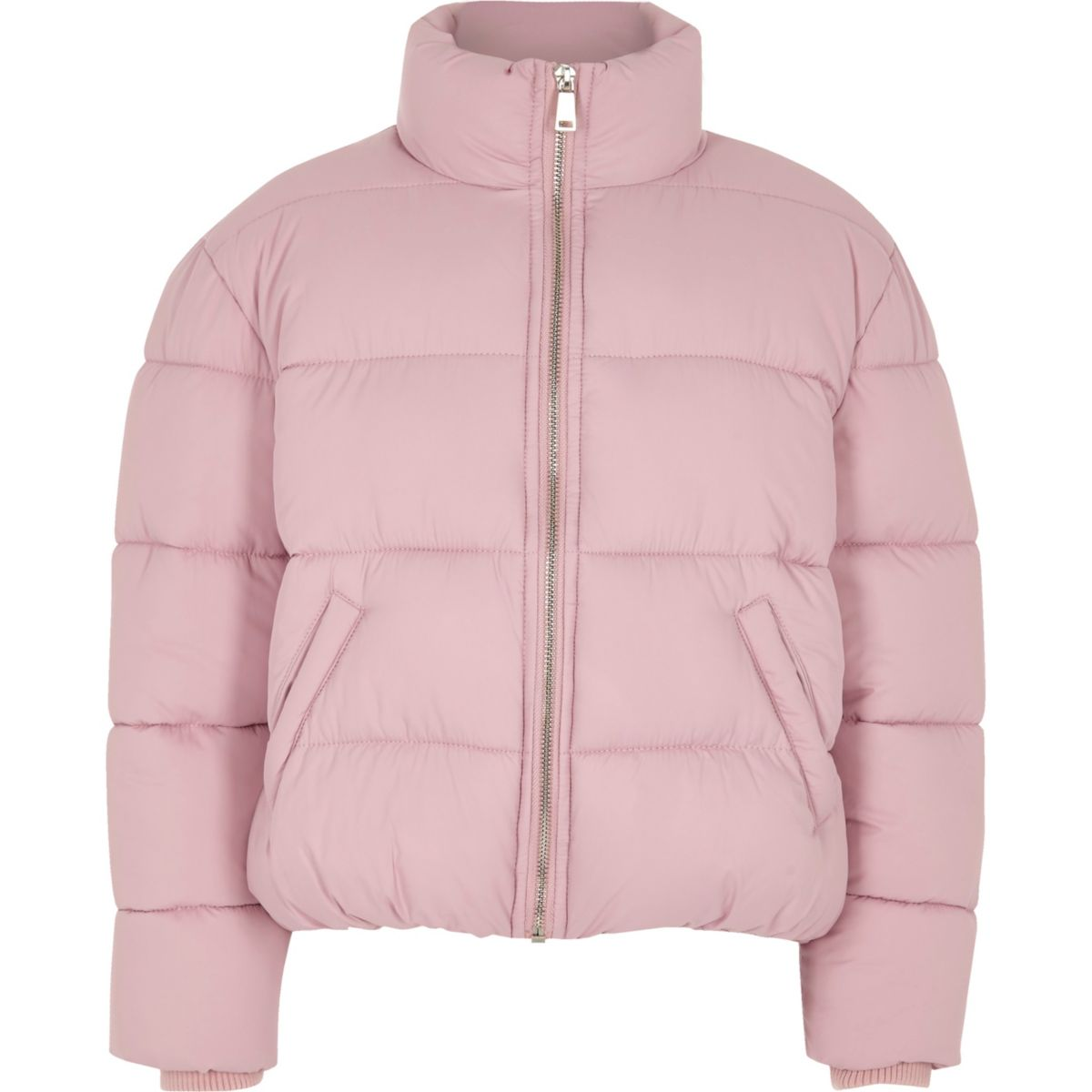 Girls light purple puffer jacket - Jackets - Coats & Jackets - girls