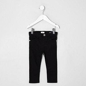 Amelie – Schwarze Superskinny Jeans