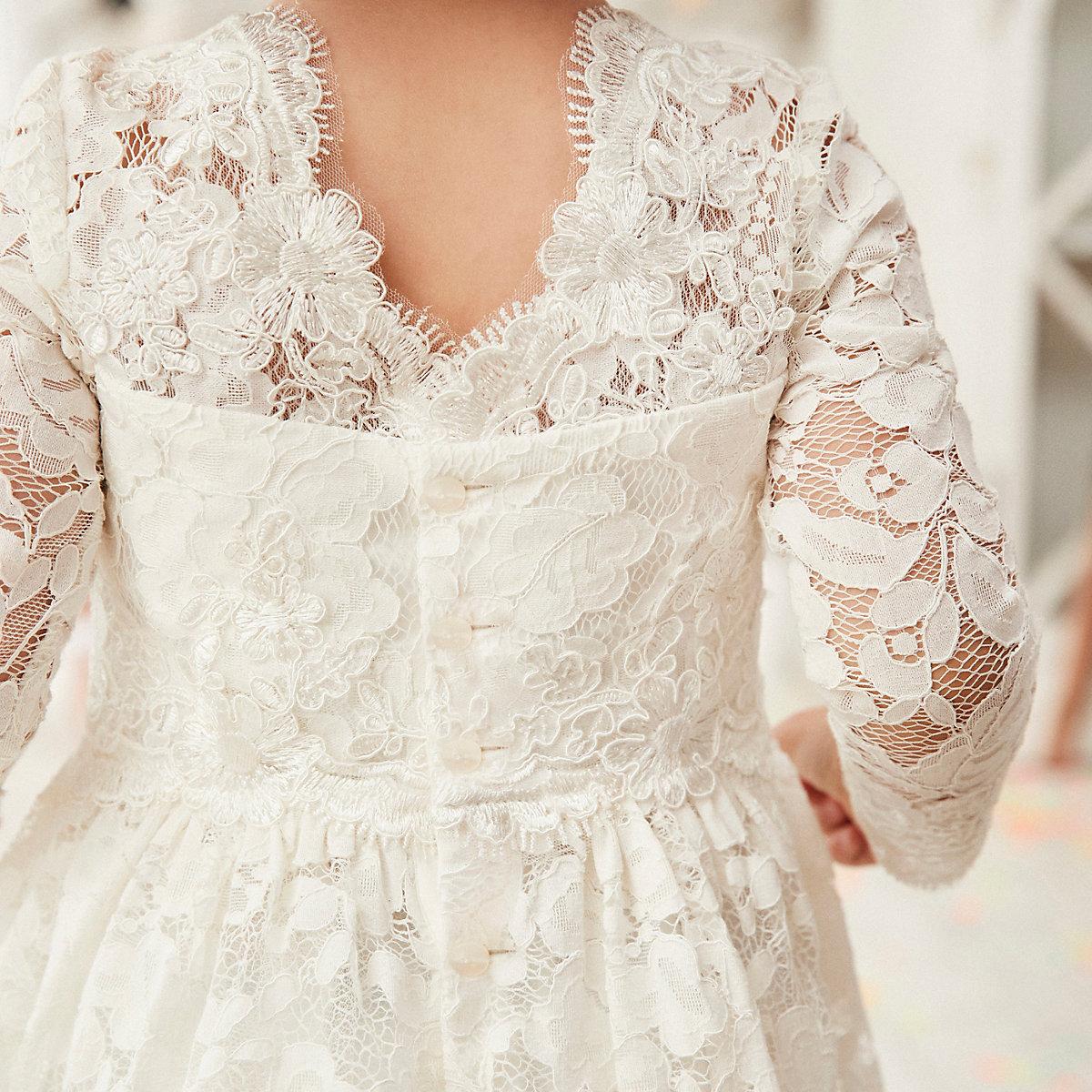 Casual Flower Girl Dresses