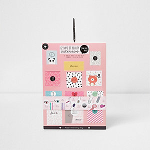 Oh K! 12 Days of Beauty Advent Calender