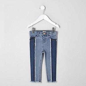 Mini - Amelie - Blauwe skinny jeans