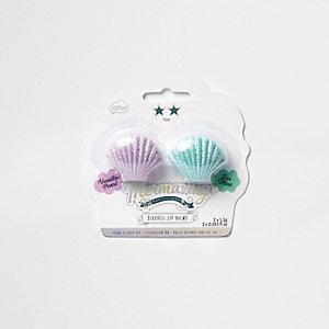 NPW Mermazing - Lippenbalsem in schelp voor meisjes