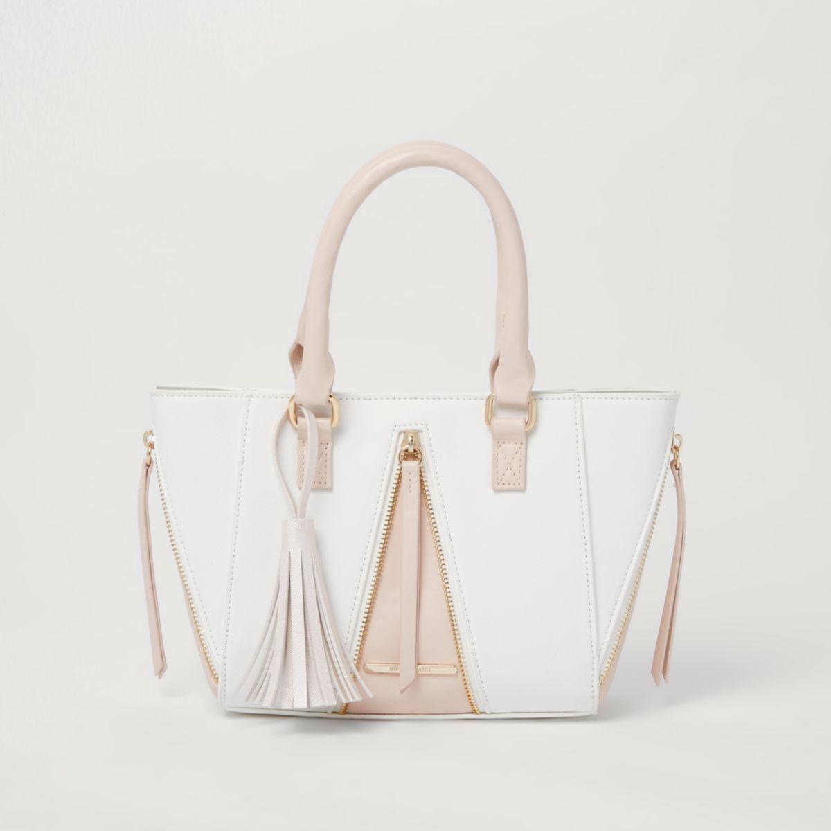 Pinke Tote Bag für Mädchen