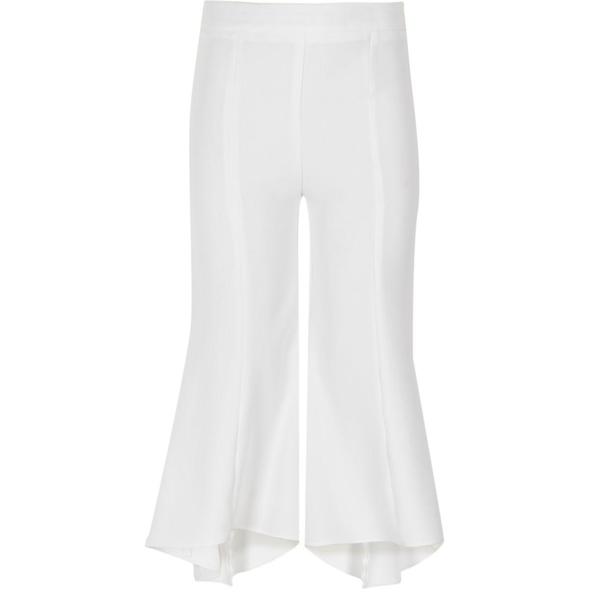 RI Studio ‒ Weiße, ausgestellte Hose