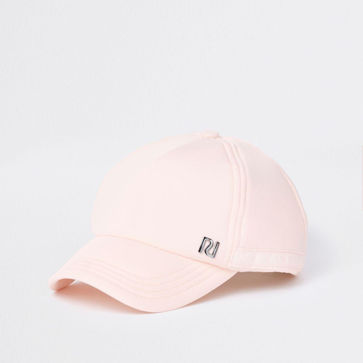 RI – Casquette de baseball rose pour fille