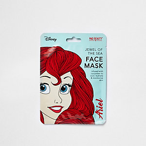 Girls Disney Ariel face mask