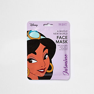 Girls Disney Jasmine face mask