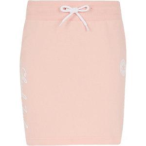 Girls Converse pink 'Chuck Taylor' skirt