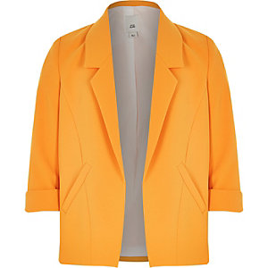 Girls yellow blazer