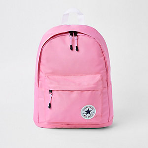 Girls pink Converse backpack c433abf955a1a