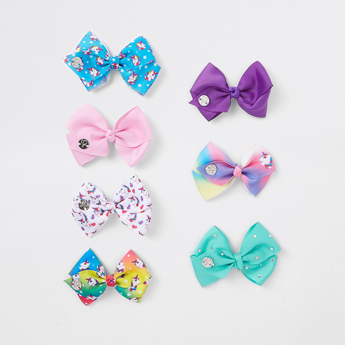 Girls pink JoJo Bows pack