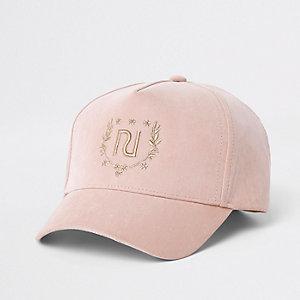 Mini - Roze pet met RI-logo voor meisjes
