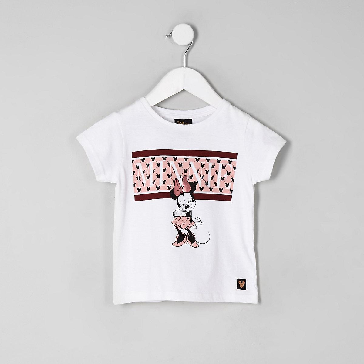 Mini girls Minnie Mouse 90 Disney T-shirt