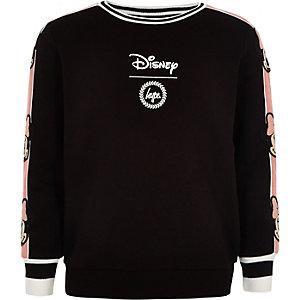 Hype – Disney – Schwarzes Sweatshirt