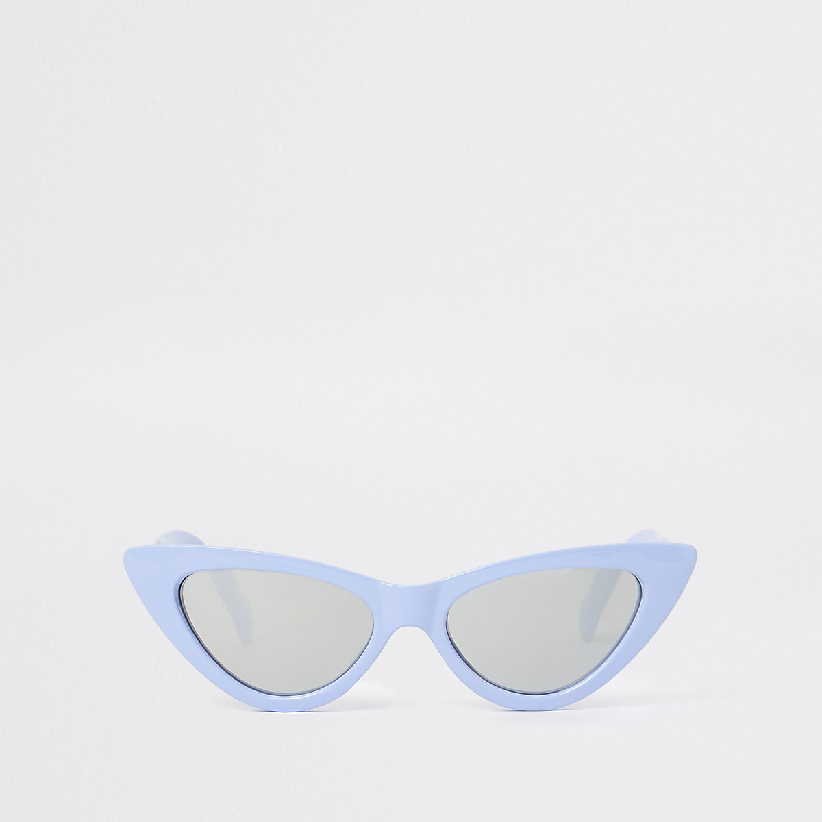 Girls blue cat eye sunglasses