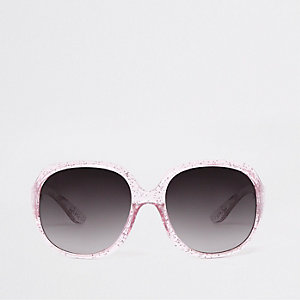 Mini girls rainbow glam sunglasses