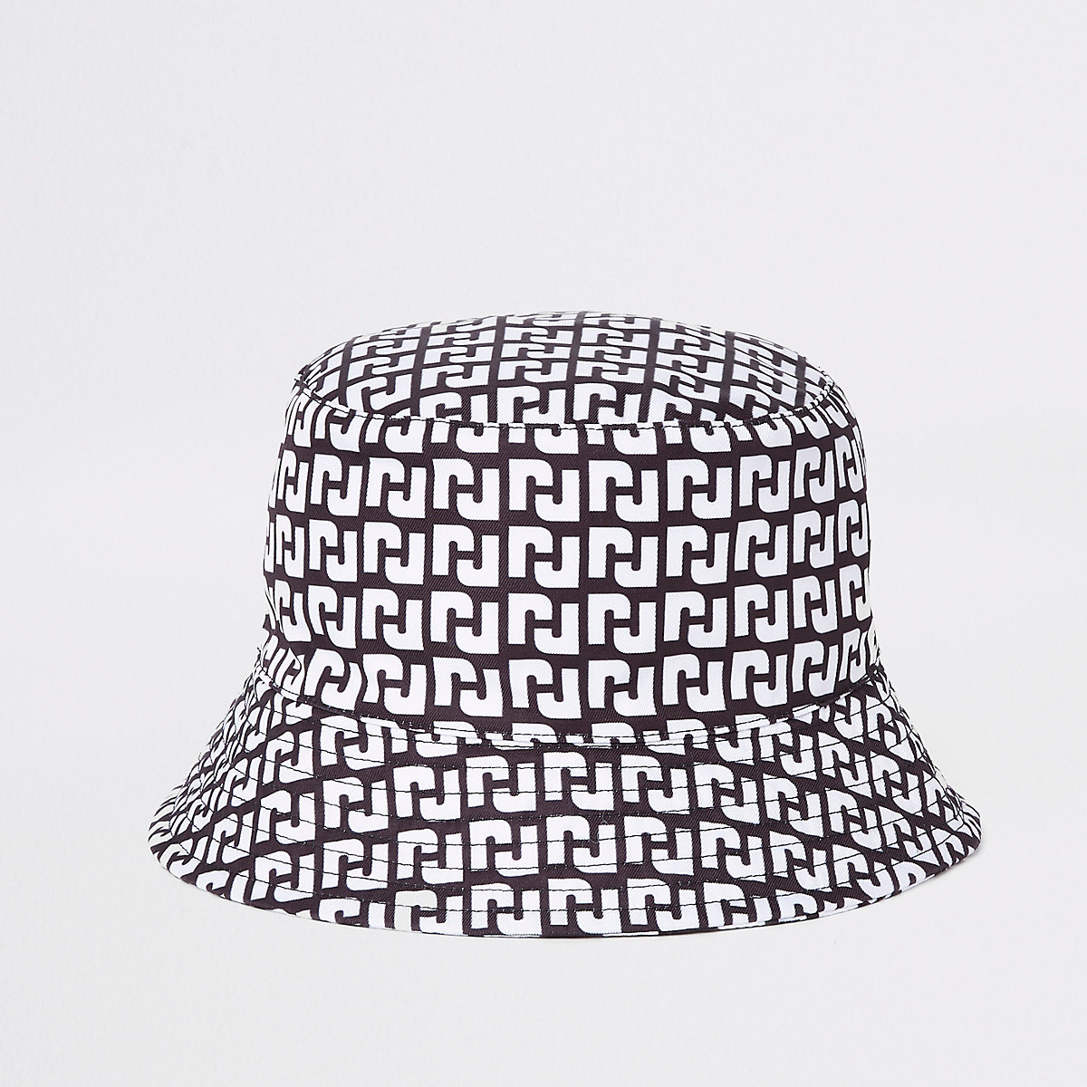 Girls black RI reversible bucket hat Girls black RI reversible bucket hat  ... f10fc03e07f3