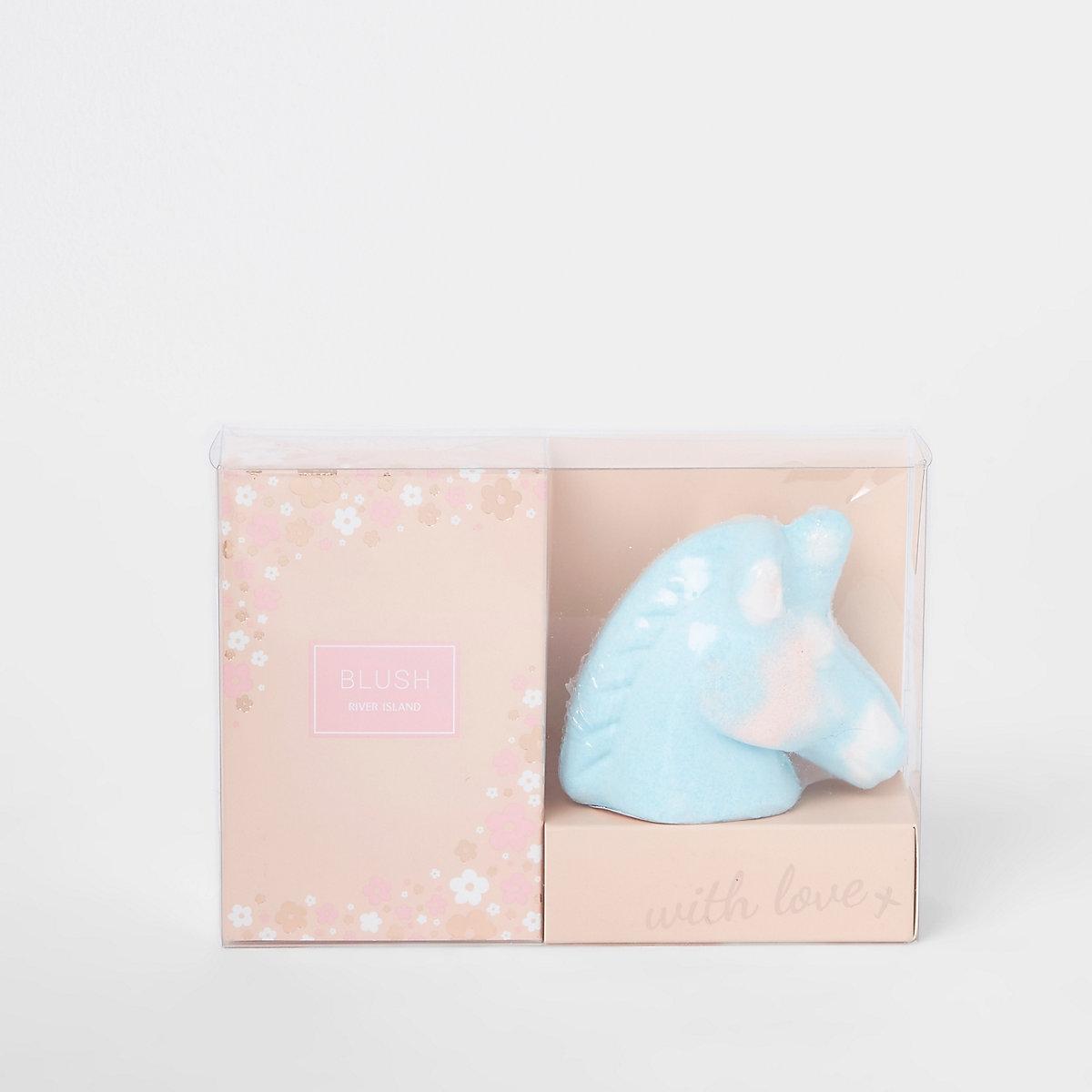 Girls pink unicorn eau de toilette set
