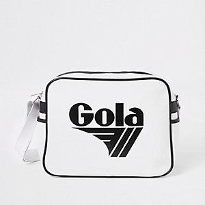 Gola – Rucksack in Lila-Metallic