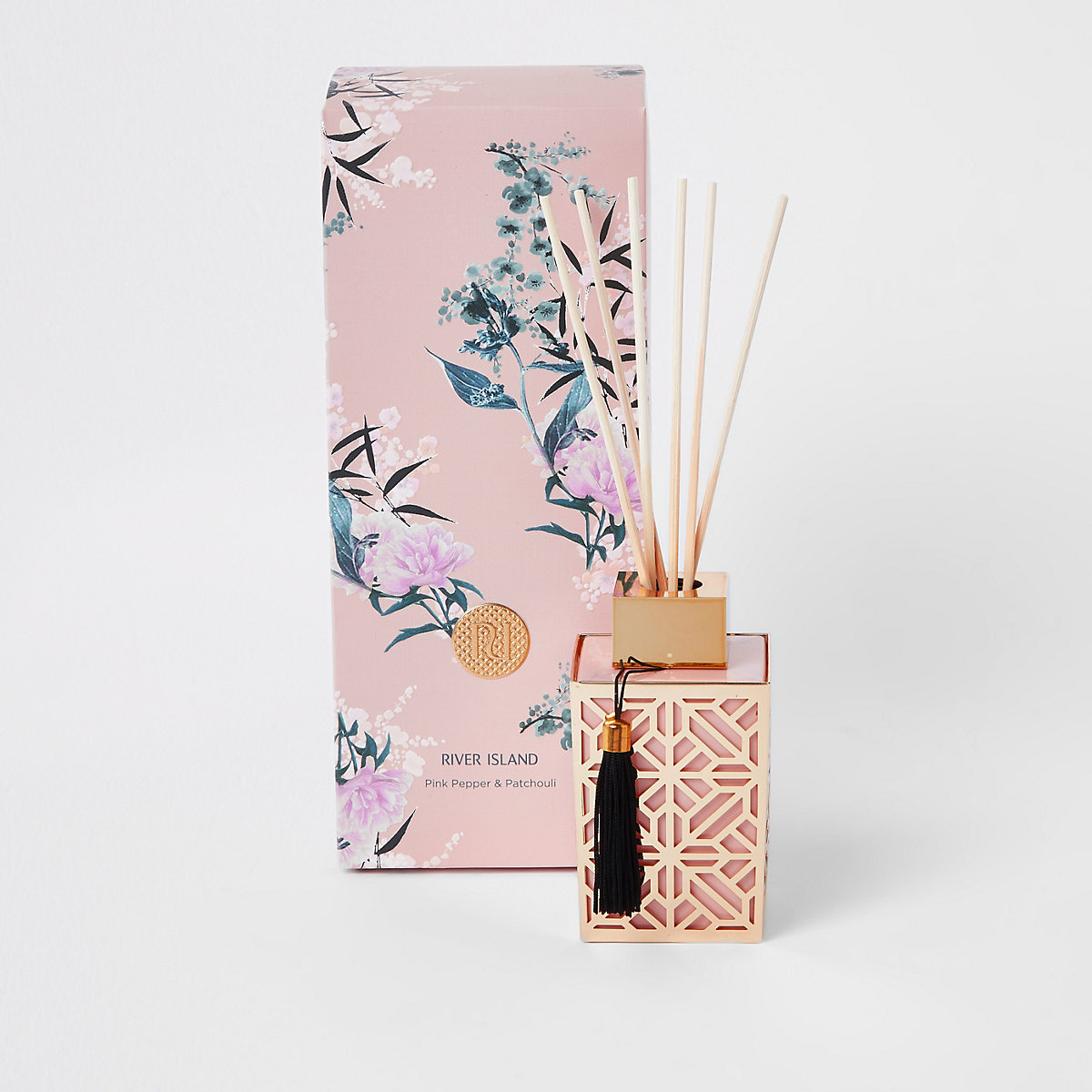 Pink pepper & patchouli scented diffuser
