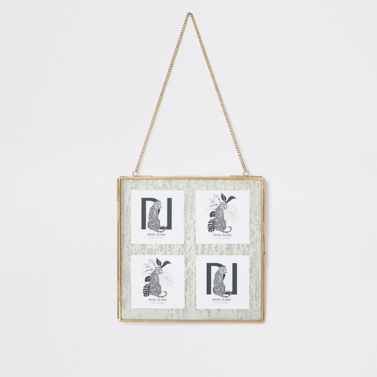 """4 4x6"""" hanging multi frame"""