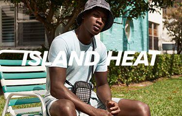 Island Heat | Menswear