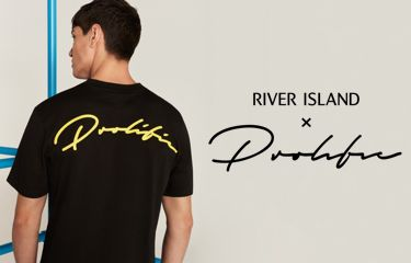 River Island X Prolific