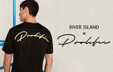 River Island X Prolific