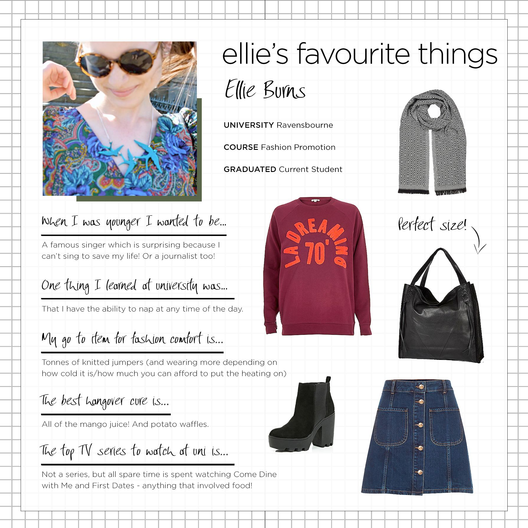 ELLIE'S FAVORITE THINGS