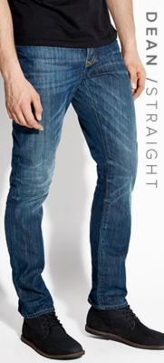 DEAN / STRAIGHT JEANS