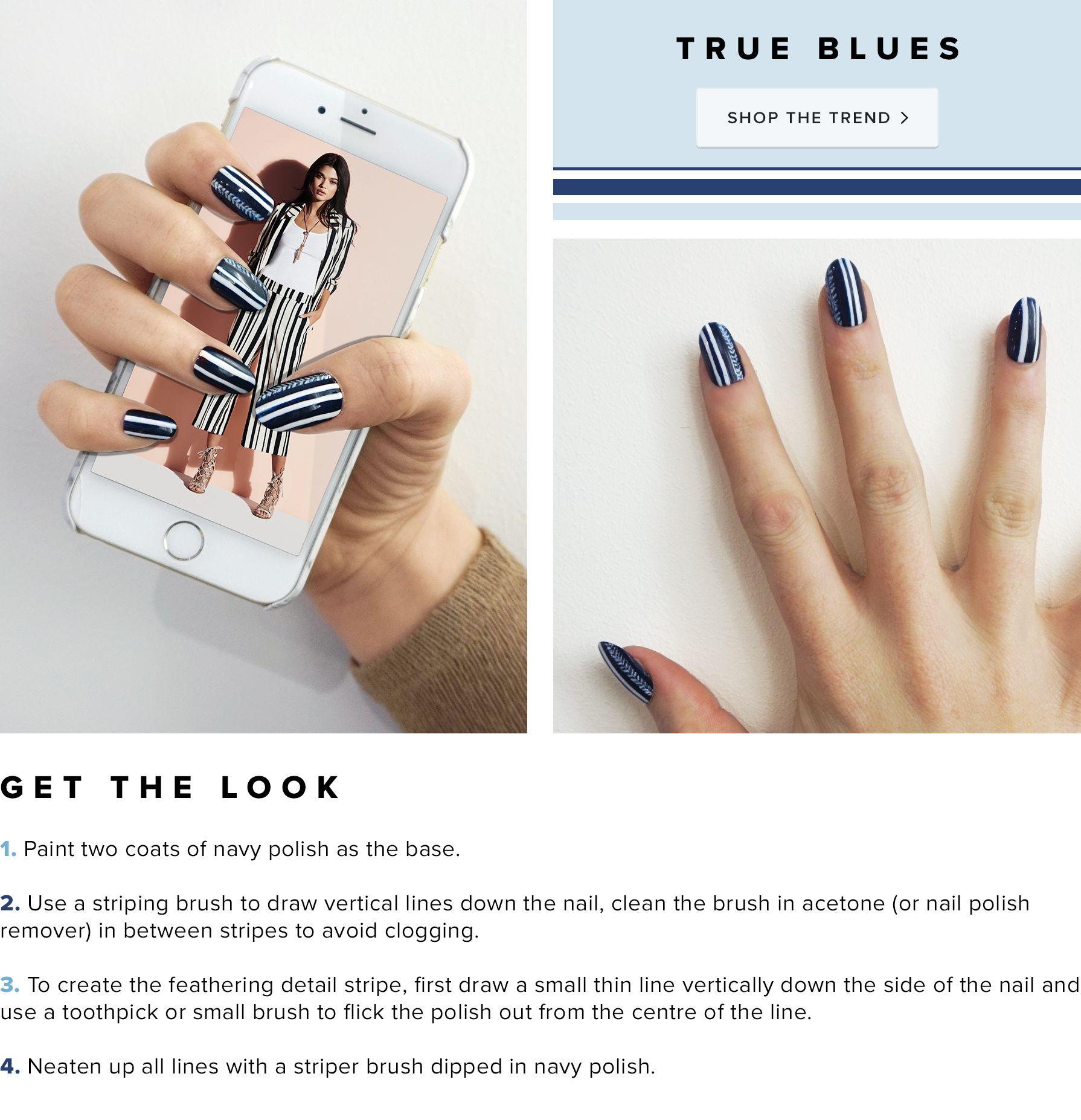 Voorjaarstrends: tutorial over nagelkunst - Blog - Style Insider ...