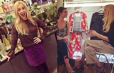 Watch: #AnEveningWith Fearne Cotton