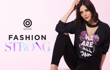 Fashion Strong: River Island x Fashion Targets Breast Cancer