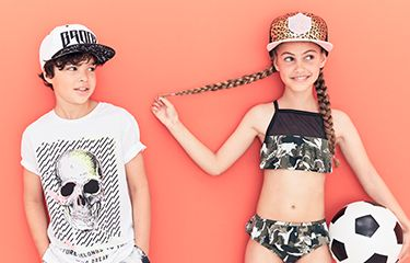Have You Seen Our New Summer 17 Kids Campaign?