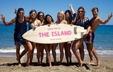 Take Me To The Island