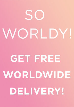 GET FREE WORLDWIDE DELIVERY