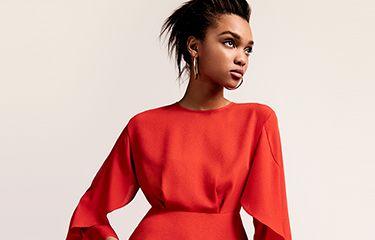 Fashion Week : comment porter le rouge