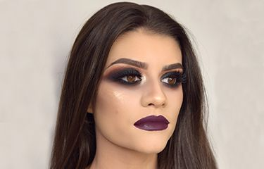 How To: Glam Ghoul Halloween Make-Up