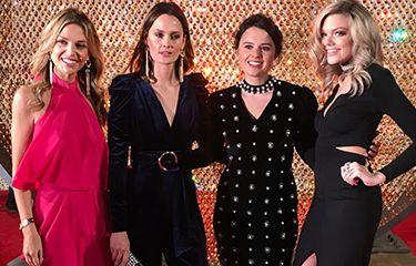 #ImWearingRI at the The Fashion Awards 2017