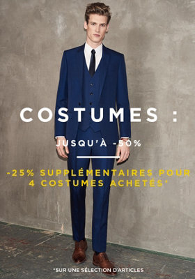 homme - costumes