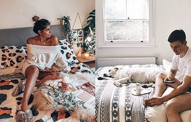 In Bed With… | RI Home