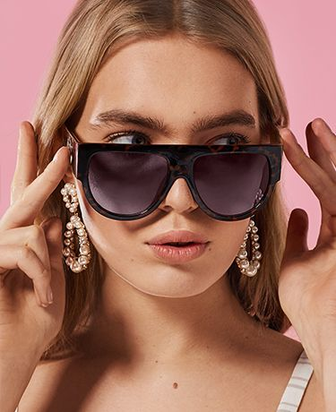 9b5877f76f This Season s Statement Sunglasses - Blog - Inspiration - River Island
