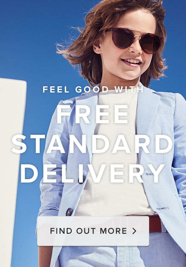 free standard delivery