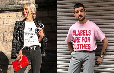 #LabelsAreForClothes x Ditch The Label