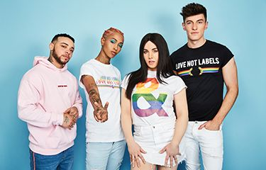 Celebrating PRIDE with Love Not Labels