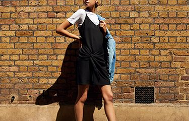 One Slip Dress, Three Ways