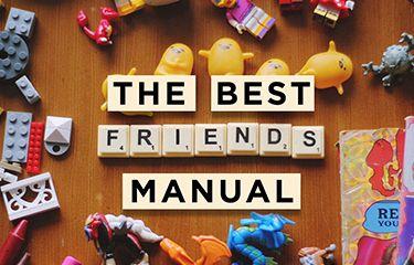 The Best Friend Manual
